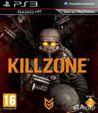Killzone hd ps3 скачать торрент