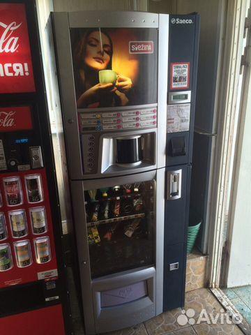 Оператор по обслуживанию торговых автоматов