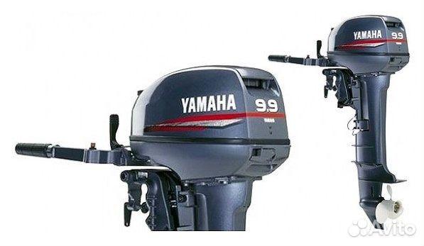 Лодочный мотор Ямаха 9,9 двухтактный 89136516773 купить 1
