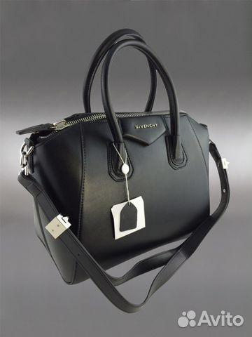 1ff1a0295fb5 Женская кожаная сумка Givenchy арт.013-2 купить в Москве на Avito ...