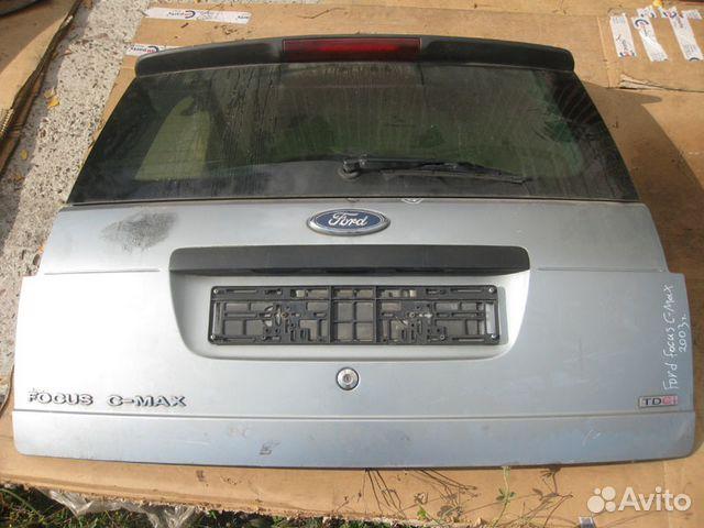 Крышка багажника на форд фокус с макс фото 287-139