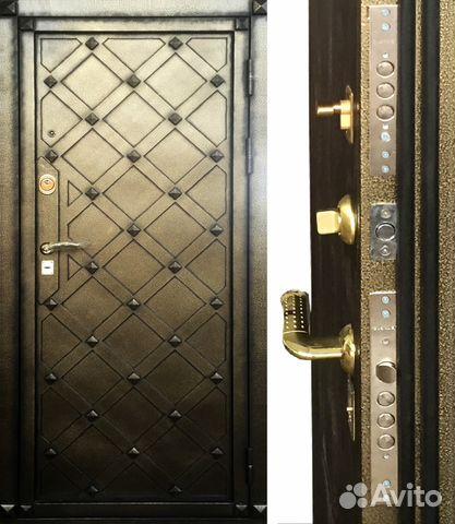 производство входных элитных дверей