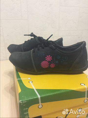 b231cde2a Туфли для девочки (27 р-р) нат. кожа купить в Бурятии на Avito ...