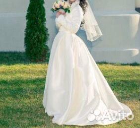 Авито купить свадебное платье тамбов