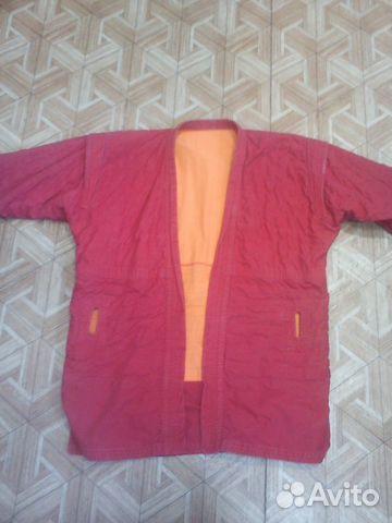 Куртка самбо  купить 1