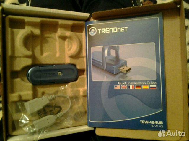 Driver for Trendnet TEW-424UB WLAN