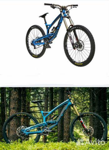 Bike YT Tues cf PRO carbon DH/FR купить в Москве на Avito ...