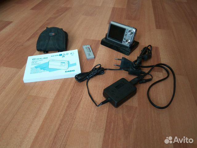 Купить Фотоаппарат casio ex-z60 б/у в Казани Цена 590