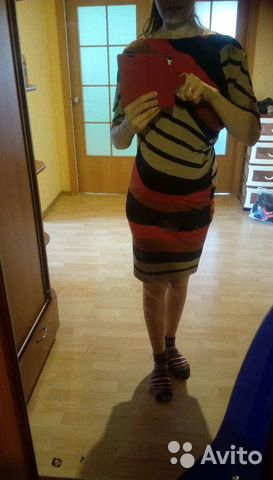 Новое платье для беременных— фотография №2
