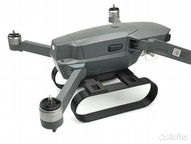 Посадочные шасси пластиковые mavic pro на avito светофильтр цпл для бпла combo