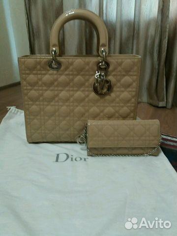 Сумка Dior купить в Санкт-Петербурге, цена 3 900 руб