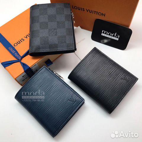 00aa09ee23e6 Кошельки Louis Vuitton из канвы и кожи   Festima.Ru - Мониторинг ...