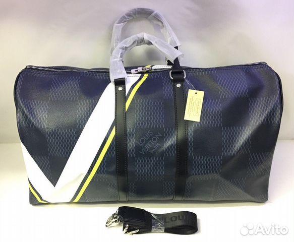 9f0a7acc2c93 Новая дорожная сумка Louis Vuitton   Festima.Ru - Мониторинг объявлений