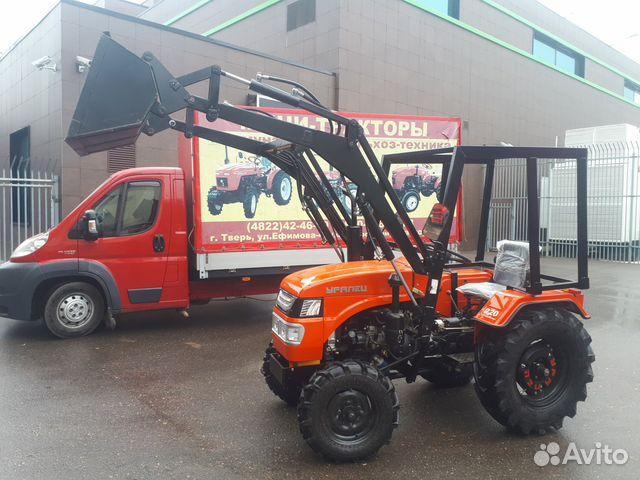 92 объявления - Продажа б/у тракторов с пробегом, купить.