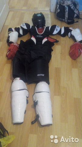 Купить хоккейную форму хабаровск авито