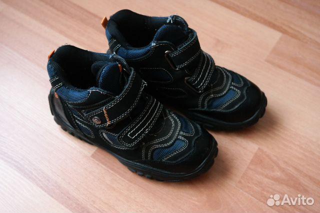 53b83ec8b Демисезонные ботинки антилопа 31 размер   Festima.Ru - Мониторинг ...
