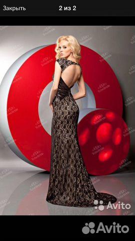 Платье нереальной красоты 89995872720 купить 2
