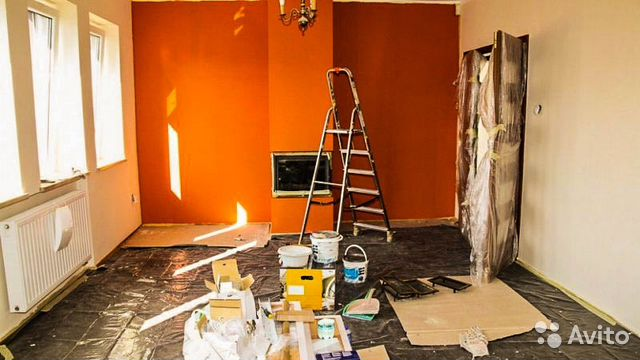 Капитальный ремонт квартиры бригада