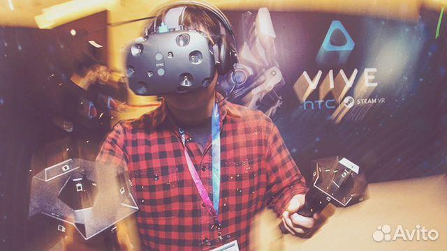 91826f40f894e Виртуальная реальность HTC Vive+ Игровой компьютер | Festima.Ru ...