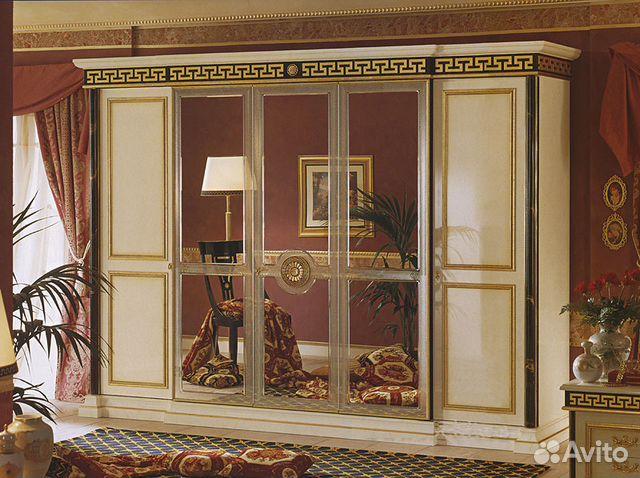 Спальня Зевс,Италия,фабрика Armobil SpA 89289503332 купить 2