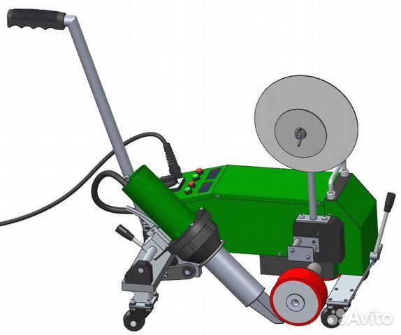 Аппарат для наварки ленты шириной 40,50,80 LST-MAT