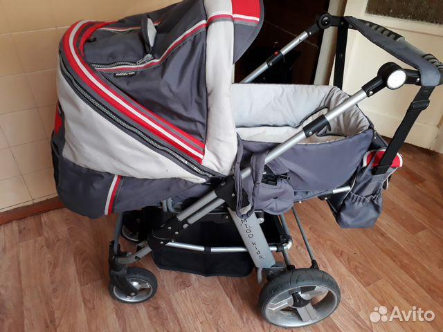 Детская коляска 89081430257 купить 5