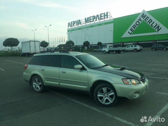 Subaru Outback, 2004 89181264012 купить 9