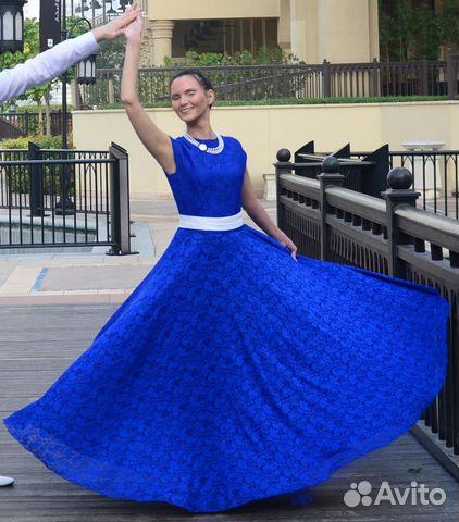 9bc4d29cc54712b Продажа, аренда Вечернее платье, б/у купить в Новосибирской области ...