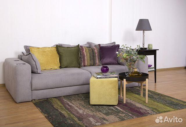 Ковры придиванные + декоративные подушки 89274474027 купить 4