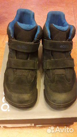 Зимние высокие ботинки на 2х липах 295f2a03ee192