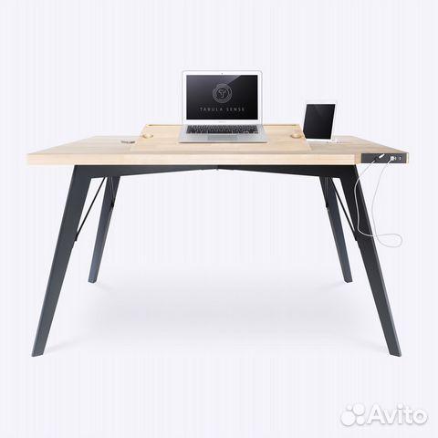 Умный стол со встроенной электроникой tabula sense 89065900001 купить 2