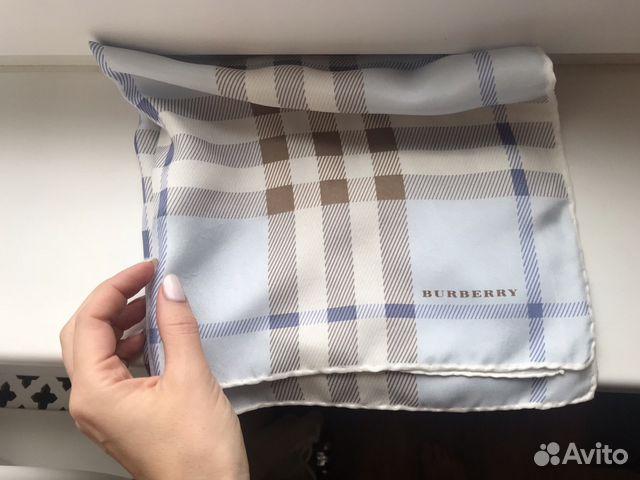 Burberry оригинал платок новый купить в Москве на Avito — Объявления ... 5c5390b3796