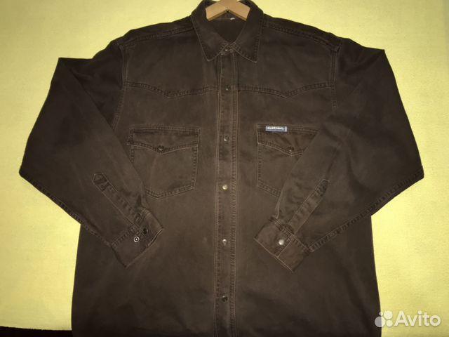 c4454055bd7 Мужская рубашка -милитари купить в Москве на Avito — Объявления на ...