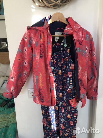 Roxy горнолыжный костюм на девочку 6-7 лет купить в Москве на Avito ... aa628e6d957