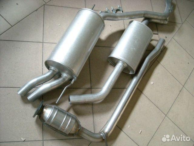 Глушитель на фольксваген транспортер 4 стекло фары для транспортер т4