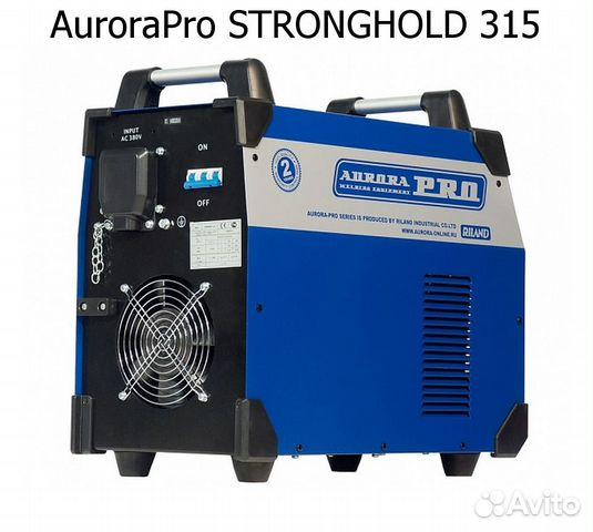 Сварочный инвертор AuroraPro stronghold 315 купить 7