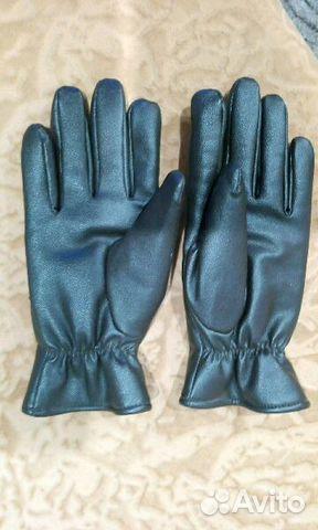 Женские зимние перчатки (новые)