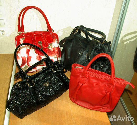 456032796456 Кожаные сумки пакетом | Festima.Ru - Мониторинг объявлений