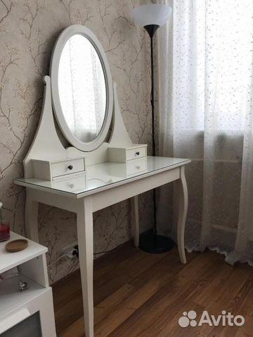 туалетный столик икеа хемнэс купить в курской области на Avito