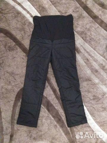 Зимние штаны для беременных купить в Московской области на Avito ... baaa00a3128