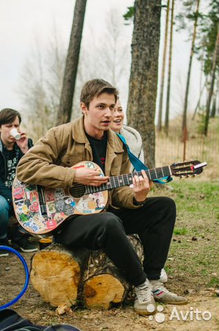 Уроки игры на гитаре / электрогитаре 89043939055 купить 1