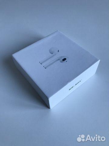 Беспроводные наушники Apple AirPods Сенсорные купить в Санкт ... 0a697c32d8f1e