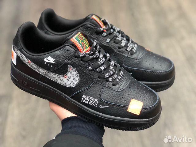 b80c1055 Кроссовки Nike Air Force Just Do It арт.NF019 купить в Санкт ...