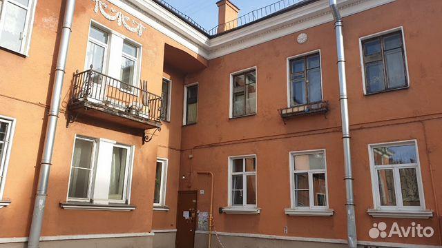 Продается двухкомнатная квартира за 2 750 000 рублей. Колпино, Санкт-Петербург, улица Труда, 13/8.