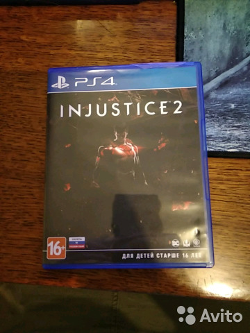Injustice 2(PS4)