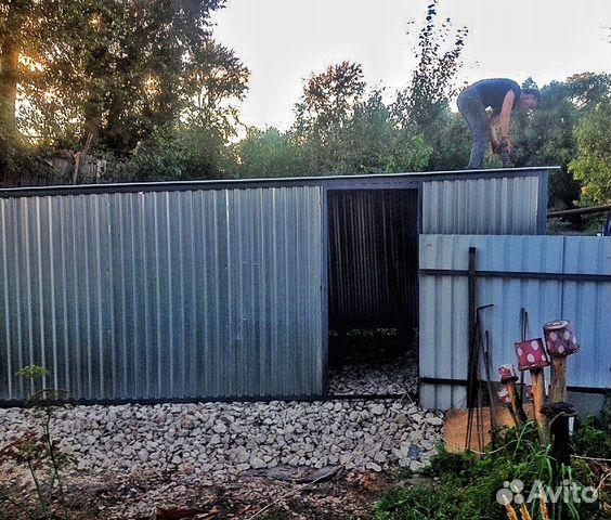 Купить в калужской области гараж пенал купить гараж металлический в шарыпово