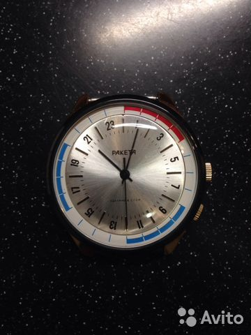 26a69b5b08ebb Часы Ракета 24 часа СССР новые | Festima.Ru - Мониторинг объявлений