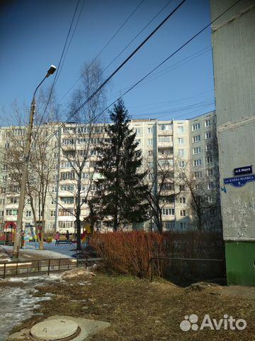 Продается однокомнатная квартира за 1 800 000 рублей. улица Карла Маркса, 5.