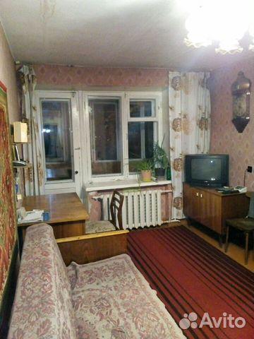 Продается двухкомнатная квартира за 1 600 000 рублей. г Киров, ул Ленинградская, д 10Б.
