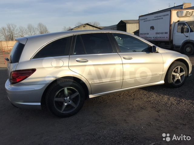 Купить Mercedes-Benz R-класс пробег 220 000.00 км 2009 год выпуска